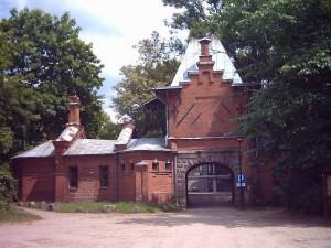 Белавежский дворец