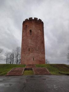 Каменецкая башня.
