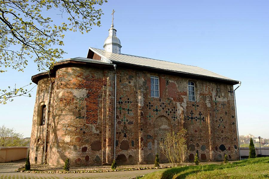 Картинки по запросу борисоглебская церковь гродно
